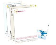 impression entete-de-lettre paris